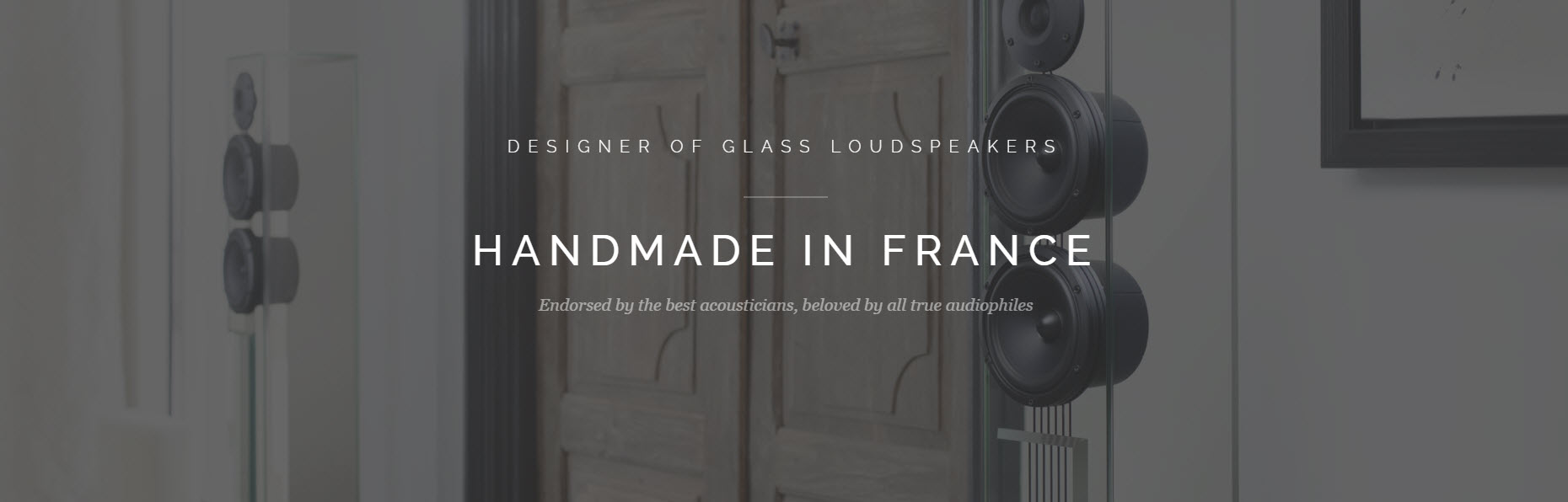 Waterfall Audio - Handmade in France