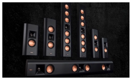 Klipsch Designer On Wall